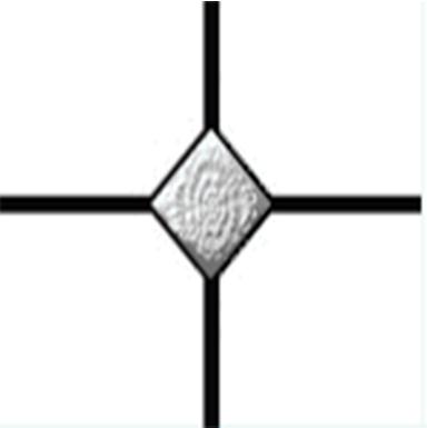 10x10 Rosettes